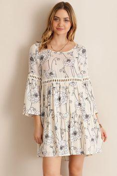 Find adorable spring fashions at Everett & Allie's or on our website. Cute Dresses, Casual Dresses, Short Dresses, Girls Dresses, Summer Dresses, Party Dresses, Dress Outfits, Fashion Dresses, Emo Outfits