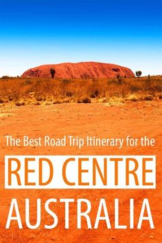 How to plan a trip in Australia's Red Centre. Road trip itinerary from Alice Springs to Uluru, via Kings Canyon and West MacDonnell Ranges. Brisbane, Melbourne, Sydney, Outback Australia, Visit Australia, Australia Trip, Western Australia, Australia Tourism, South Australia