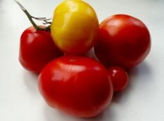 Saving tomato seeds is easier than you might think, according to Caroline of the Extravagant Gardens blog. All that's needed is a ripe tomato, a plastic bag, paper towel and a marker. || @carolineturben