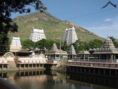 Annamalaiyar Temple Dedicated to Lord Shiva