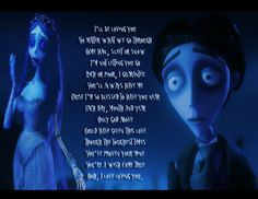 Corpse Bride: Groom's Thoughts by Kyukitsune.deviantart.com on @deviantART
