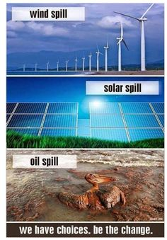 We must #GoGreen and take our world back from the #Oligarchy