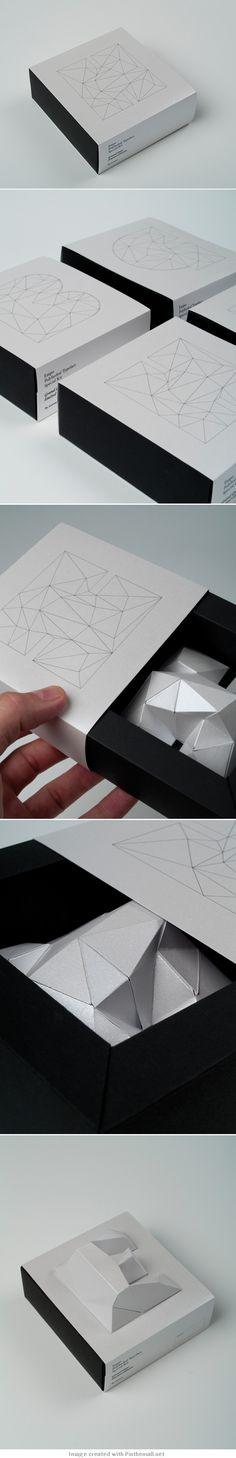 Special typo kit packaging for EMPO students final graduation PD