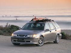 2001 Saab 9-5 Aero Wagon