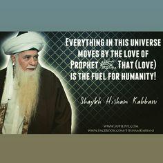 Shaykh Hisham Kabbani  We love him so much!