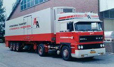 DAF. SUPER CAP.3300 TURBO. KOELTRANSPORT.