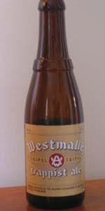 Westmalle Trappist Tripel - Brouwerij Westmalle - Malle, Belgium - BeerAdvocate
