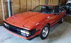 1982 Toyota Celica Supra L