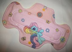 for my daughter-My Little Pony Punkys Pads Cloth Menstrual Pad Regular | eBay