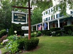 Whitehall Inn in Camden, ME