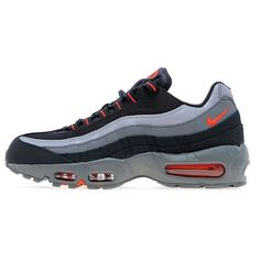 "329393-082 - JD Sports x Nike: Air Max 95 - ""Grey/Orange"""