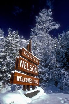 nelson bc winter - Google Search