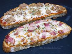 tosta pizza