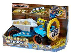 ¡Chollo! MATTEL Camión El Cazador de Tesoros de Matchbox por 24.99 euros.