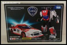 NEW Transformers TAKASA TONY Masterpiece MP-23 EXHAUST Action figure k.o version #Other