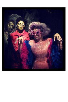 Dame Edna, Kelly Osbourne