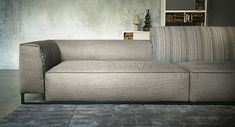 Make your living room unique with the Inkas sofa by Arketipo. Living Room Furniture Inspiration, Living Room Furniture Images, Furniture Design, Grey Sofa Design, Gray Sofa, Inka, Lounge Seating, Modular Sofa, Upholstered Furniture