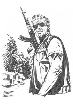 Clay - Sons of Anarchy - Schoonz.deviantart.com