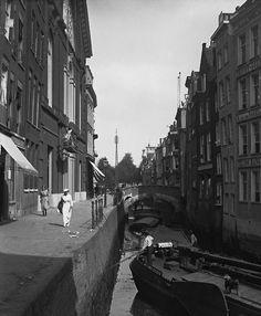 Rotterdam 1915 Photo: Jacob van der Hoeven