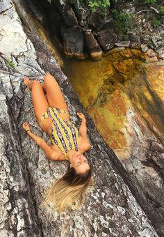 Cachoeira do Abismo, Chapada dos Veadeiros -Goiás