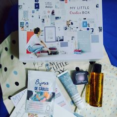 mylittlebox octobre 2015 en collaboration avec pinterest !!!!!
