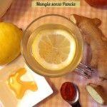 Limone pepe di cayenna e zenzero: tisana depurativa, Mangia senza Pancia