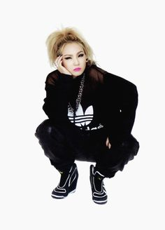 2NE1 CL - High Cut Magazine Vol.136