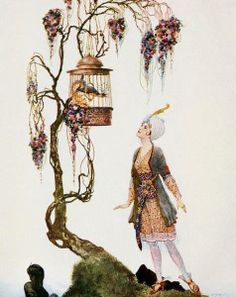 "Willy Pogany, from ""Arabian Nights"""