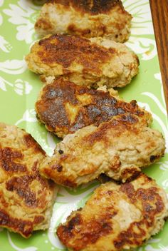 """""""Point-less"""" Meals: Parmesan and Sage Crusted Pork Chops"""
