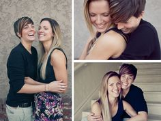 SHANA   BRIT | Lesbian Engagement | OC, CA