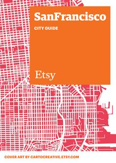 Discover unique items from Etsy designers in a boutique near you — plus inspiring cafes, bars, and more — with this handy guide. #etsy #cityguide #sanfrancisco