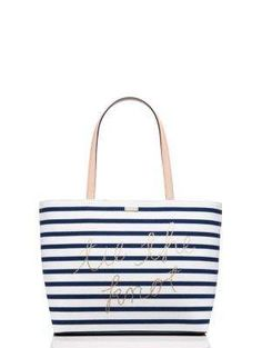 wedding belles tie the knot tote - Kate Spade New York