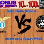 Prediksi Pertandingan Juventus melawan Cesena 25 September 2014