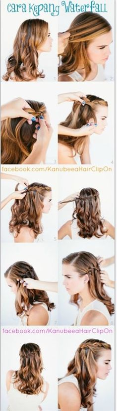updo hairstyles tutorials for long hair