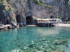 パルコ デイ プリンチピ ホテル Parco dei Pricipi(イタリア) ホテルの前、地中海に面するプライベートビーチがあります。