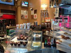 Sony Plaza Illy Cafe in New York, NY