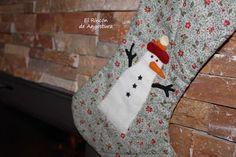 EL RINCÓN DE ANGOSTURA : Una bota navideña