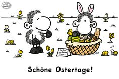 Frohe Ostertage Euch allen!