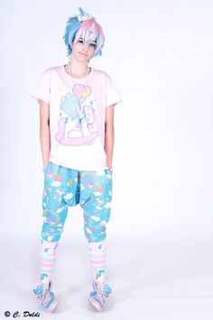 ( ❤ Blippo.com Kawaii Shop ❤ )  This pic shows, that even a boy can be au perfect fairy! *-*