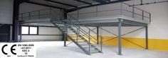 Resultado de imagen para steel mezzanines
