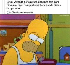 Real Memes, Funny Memes, Homer Simpson Meme, The Simpsons Tv Show, America Memes, Text Conversations, Image Memes, Bts Imagine, Sad Life