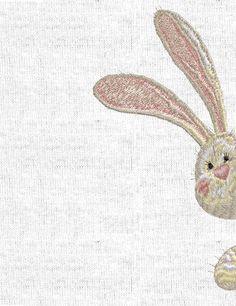 Machine Embroidery Design - Rabbit (2 sizes)