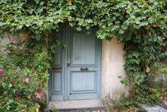 Versteckte Tür