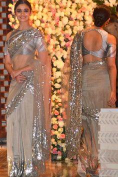 My choice ❤️ Designer Sarees Wedding, Bollywood Designer Sarees, Saree Wedding, Desi Wedding, Indian Bridesmaid Dresses, Indian Dresses, Indian Outfits, Indian Designer Outfits, Designer Dresses