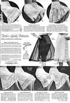 Vintage Fashion: Artifacts From Years Gone By - Popular Vintage Vintage Corset, Vintage Underwear, Classic Lingerie, Retro Lingerie, Retro Fashion, Vintage Fashion, Hollywood Fashion, Flamenco Skirt, Lingerie Catalog