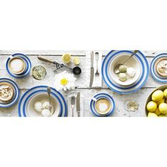 Dinner Party Set - nothing looks more elegant than a table laid with matching crockery. This splendid set includes everything you need to lay on an impressive spread. 6 x dinner plates (28cm) 6 x side plates (18cm) 6x pasta bowls (24cm)* 6 x cups and saucers 1 x large serving bowl (31cm)