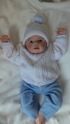 Reborn baby by Quesia Rayner