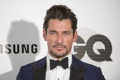 "David Gandy on Turning Down 'Fifty Shades of Grey': ""I Don't Feel the Need to Act"" - Pret-a-Reporter"