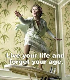 How to age well!