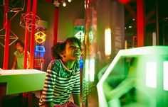Indoor Family Attractions in New Jersey